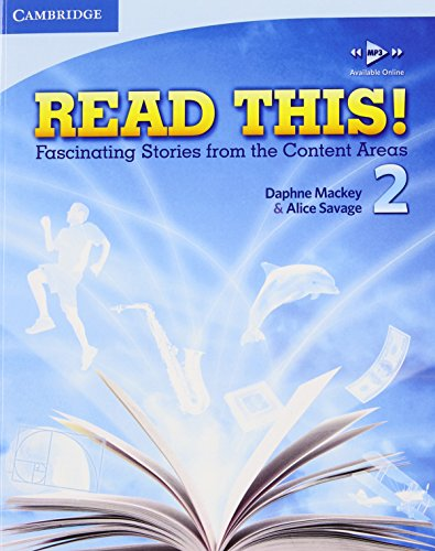 Read This! Level 2 Student's Book: Fascinating Stories from the Content Areas