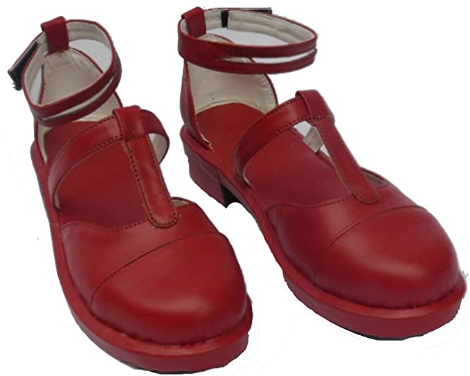 162aa32d08ad Amazon.com  Chuunibyou Demo Koi Ga Shitai! Takanashi Rikka Uniform Boots  Boot Shoes Shoe Black  Clothing