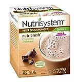Nutrisystem Nutricrush Chocolate Shake Powder Mix, 20 Pack... by Nutrisystem