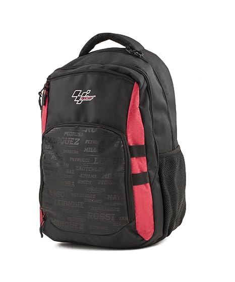 80f68b398fbf4 MotoGP Schulrucksack Backpack Red Black 35l mit 15