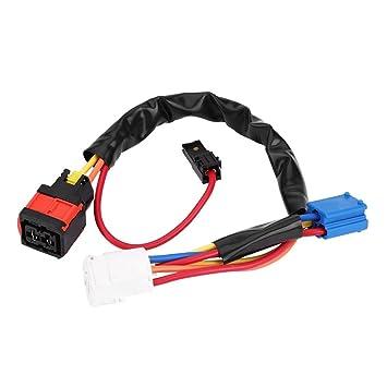 Remarkable Qiilu Ignition Switch Lock Barrel Plug Cable Wire For Amazon Co Uk Wiring Database Xlexigelartorg