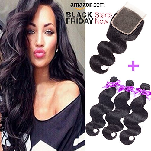 wet and wavy lace closure - 1