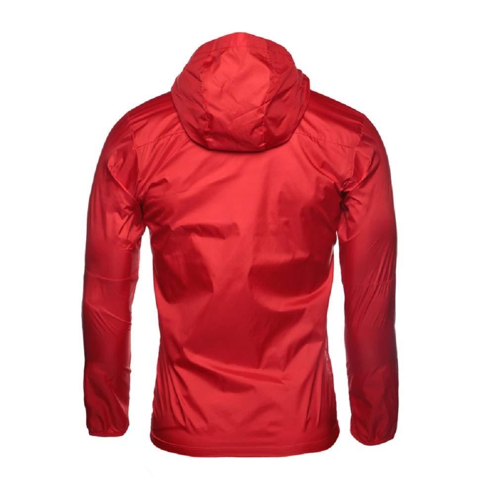 Nike park18 Rain Jacket Chaqueta de Lluvia: Amazon.es: Deportes y aire libre