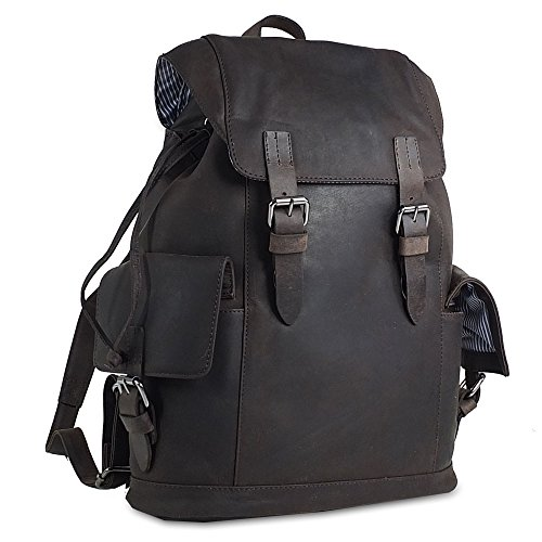 Harold's Leado Backpack brown braun, braun
