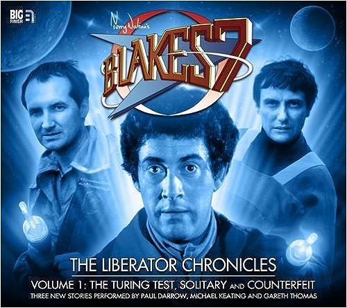 The Liberator Chronicles Volume 1