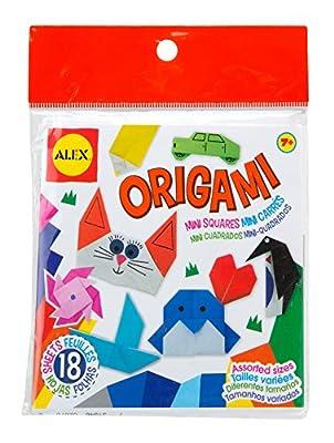 ALEX Toys Craft Origami Mini Squares