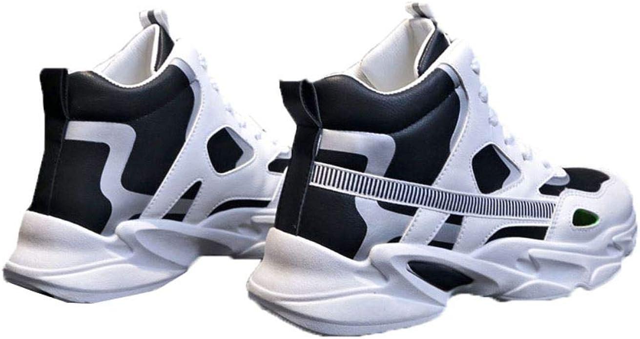 APAQR Korean high-top Sneakers Casual