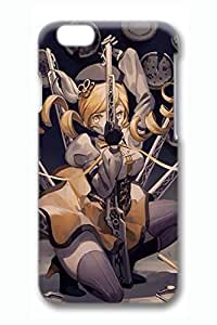 Anime Cool Girl 3 Cute Hard Cover Case For Iphone 4s Cover PC 3D Cases