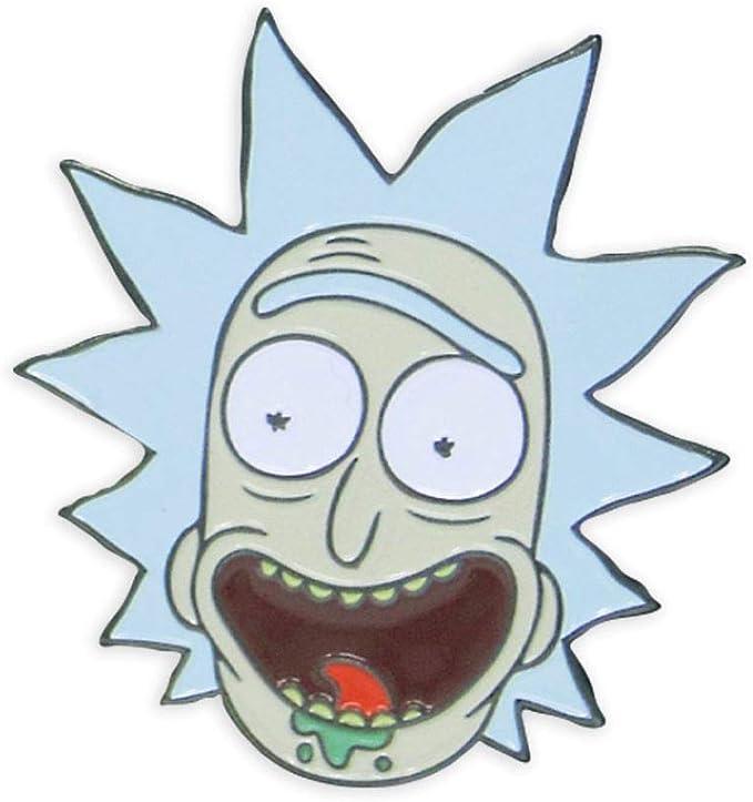 Rick's Enamel Pin