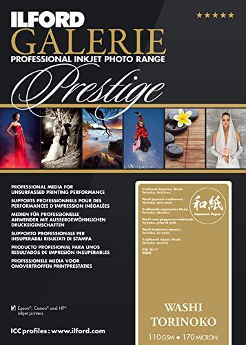 Ilford Galerie Fine Art - Ilford GALERIE Prestige Washi Torinoko GPWT7, 13x19-25 (2005041)