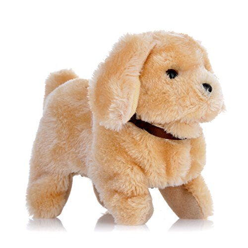 Toysery Chihuahua Puppy Plush Dog Toy Walking Barking - Toy Dogs For Kids