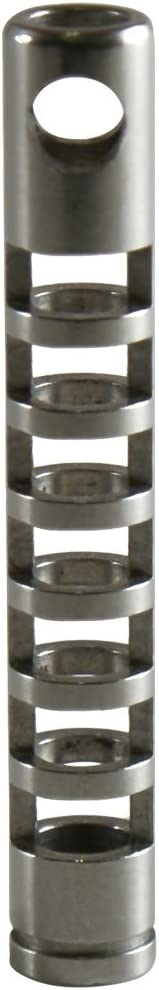 TEC-S323 Isotope Fob, a Stainless Steel housing for tritium vials - by TEC Accessories: Office Products
