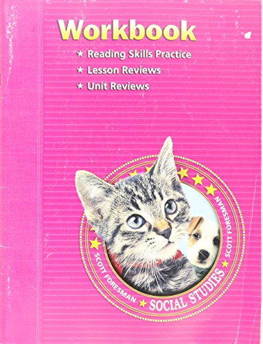 Social Studies Workbook Grade K