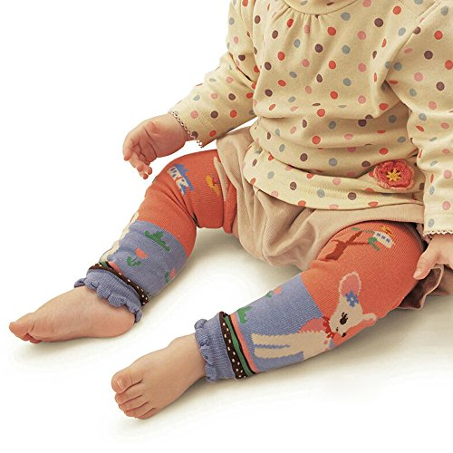 [Baby Leg Warmers Children Knee Pad Kids Stocking Sock Leggings Arm Leg Warm for Crawling 0-5 Y (Deer)] (Baby Halloween Costumes Australia)