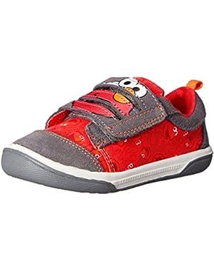 Sesame Street Elmo 3-Strap Sneaker (Toddler)