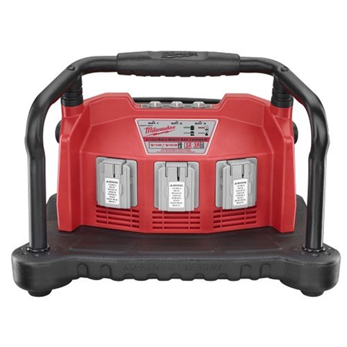 Milwaukee 48-59-0280 Lithium-Ion/NiCd Multibay Charger by Milwaukee Electric Tool