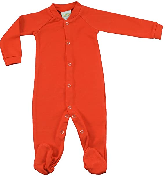 Amazon.com: PAM Baby Footed Sleeper: Clothing