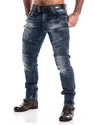 Cipo & Baxx Denim Jeans Model cd382 (36W x 34L)