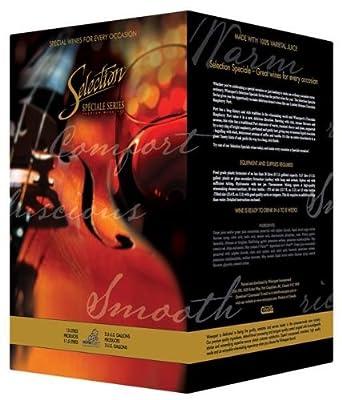 Selection Speciale Series Ltd - Chocolate Raspberry Port (Dessert Wine), 12.3L