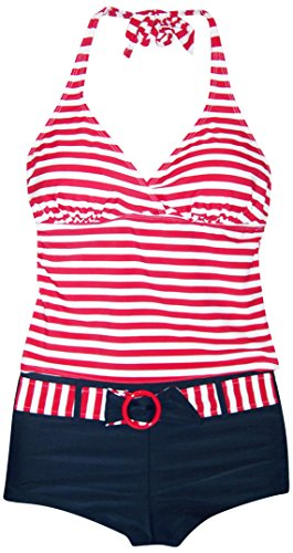 Marina West Tankini Boyshorts Swimsuit