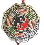 Traditional Bilipala Chinese Hanging Bagua Mirror