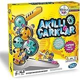 Hasbro 00123 Oyun Akıllı Çarklar(00123)