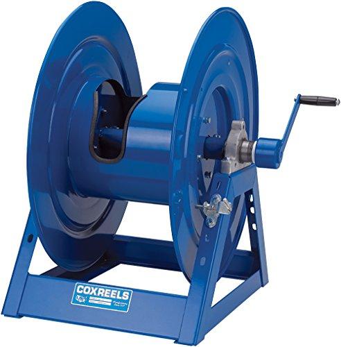 Coxreels 1125-5-250-BYXX Hand Crank Storage Hose Reel Multiple Hose Cap No Hose by Coxreels