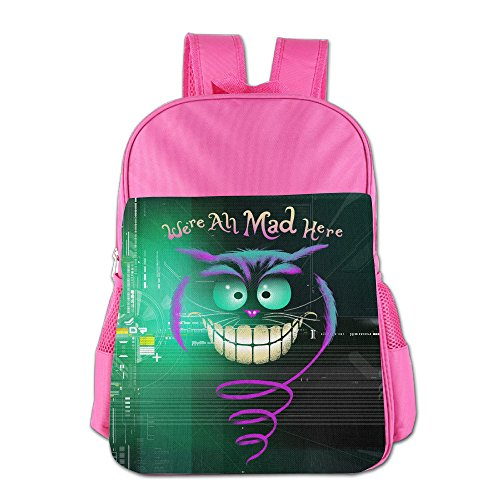 were-all-mad-here3-kids-school-backpack-bag-pink