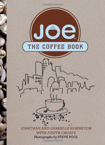 Joe: The Coffee Book by Jonathan Rubinstein