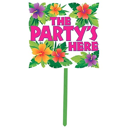Summer Party Yard Sign -