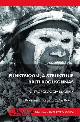 Price comparison product image Funktsioon ja struktuur Briti koolkonnas: Antropoloogia lugemik Function and structure in the British school. Anthropology reader (in Estonian)