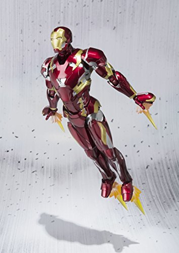 51pxZUK8smL - S.H. Figuarts - Civil War - Iron Man Mark 46