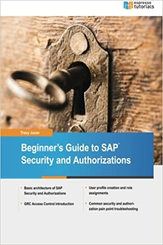Beginners Guide SAP Security Authorizations
