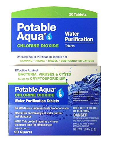 Potable Aqua Chlorine Dioxide