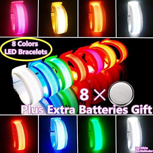Light Up Bracelets Led in US - 3