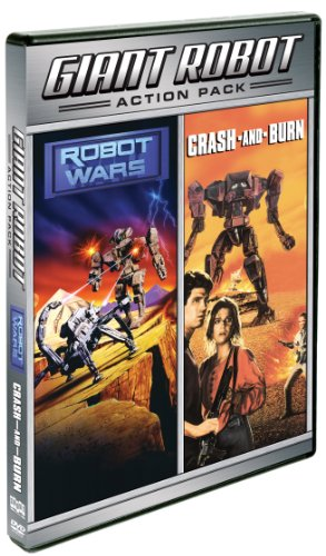 Giant Robot Action Pack: Crash And Burn / Robot Wars (Double Feature) ()