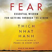Fear: Essential Wisdom for Getting Through the Storm | Livre audio Auteur(s) : Thich Nhat Hanh Narrateur(s) : Dan Woren