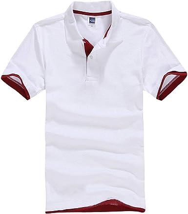 Camisa De Polo De De Verano Tamaño Modernas Gran Casual para ...
