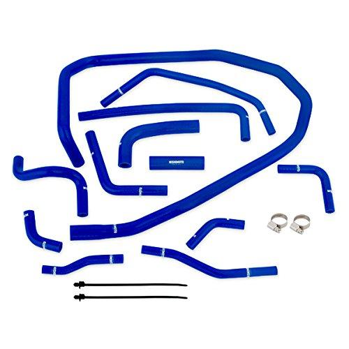 - Mishimoto MMHOSE-WRX-15ANCBL Subaru WRX Silicone Ancillary Hose Kit, 2015+, Blue