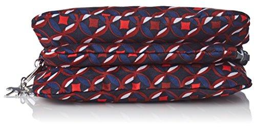 Tile Multicolore Donna L Kipling Print Portamonete Creativity red R1wYRnfIq