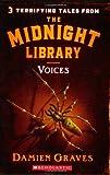 Voices, Damien Graves, 0439863562