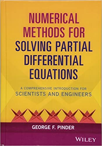 Numerical Methods For Solving Partial