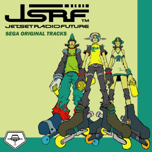 Jet Set Radio Future SEGA Original Tracks (Futuro Set)