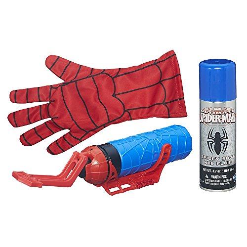 Marvel Spider-Man Spider-Man Color Shock Slinger -