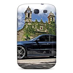 Excellent Galaxy S3 Case Tpu Cover Back Skin Protector Photogenic Mercedes