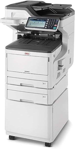 OKI MC853dnct LED 23 ppm 1200 x 600 dpi A3 - Impresora ...