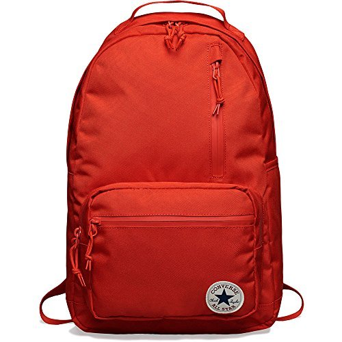 Converse All Star Go Solid Colors Backpack, Red, One - All Backpack Star