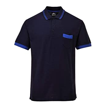 Portwest TX20 - Camisa polo, color Armada, talla XSmall: Amazon.es ...