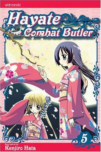 Hayate The Combat Butler, Volume 5 ebook