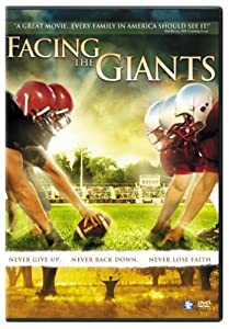 Facing The Giants from Sony Pictures Home Entertainment